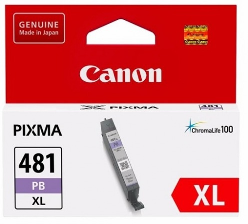 Картридж Canon CLI-481PB XL Photo Blue (2048C001)