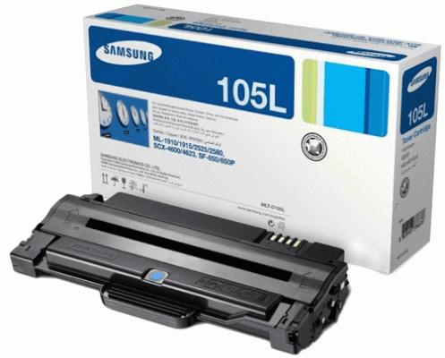 Картридж Samsung MLT-D105L/SEE 2500стр.