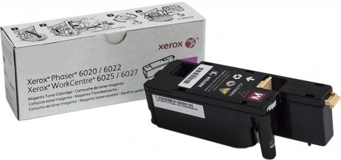 Картридж Xerox PH6020/6022/WC6025/6027 Magenta (106R02761)