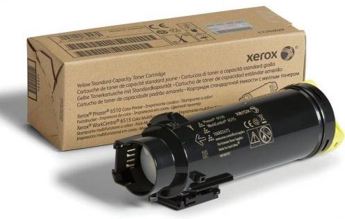 Тонер картридж Xerox P6510/WC6515 Yellow (106R03695)