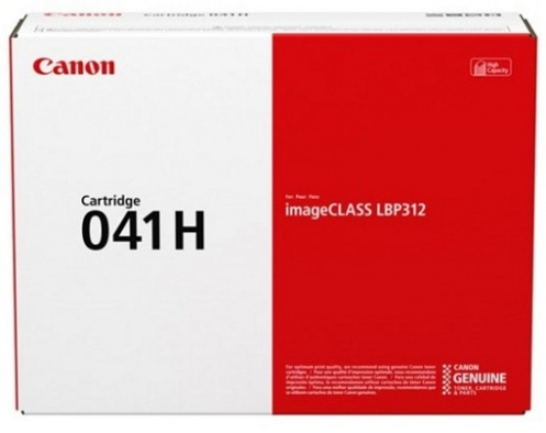 Картридж Canon 041H LBP312 20000стр. (0453C002)