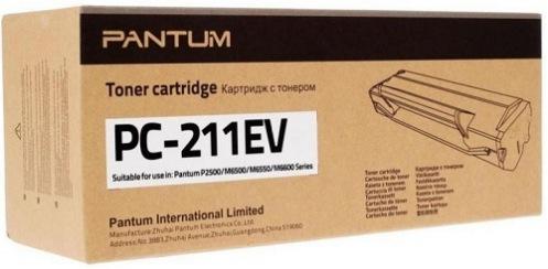Картридж Pantum PC-211EV (1600стр)