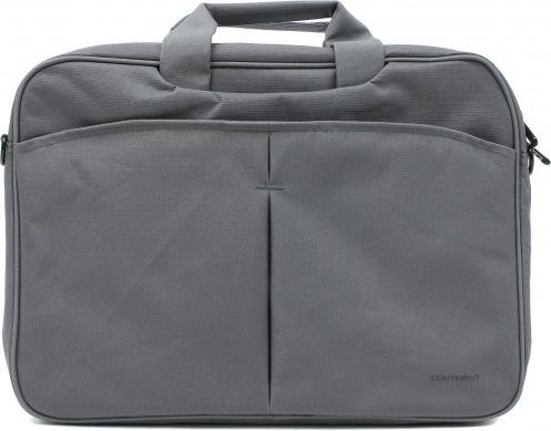 """Сумка для ноутбука Continent 13.3"""" CC-012 Grey"""