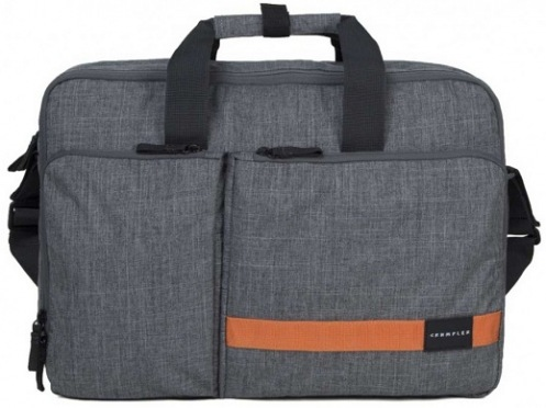 "Сумка Crumpler Shuttle Delight Business MB PRO 15"" Grey (SDBC15-001)"