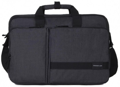 "Сумка Crumpler Shuttle Delight Business MB PRO 15"" Black (SDBC15-002)"