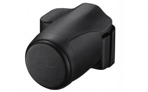 Чехол Sony A7/A7R кожаный (LCSELCAB.SYH)