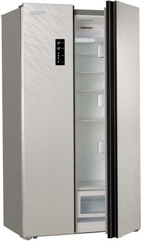 Холодильник Liberty SSBS-582 SS