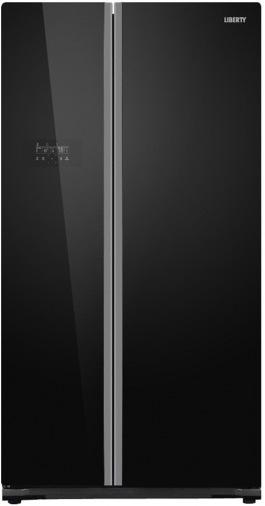 Холодильник Liberty KSBS-553 GB