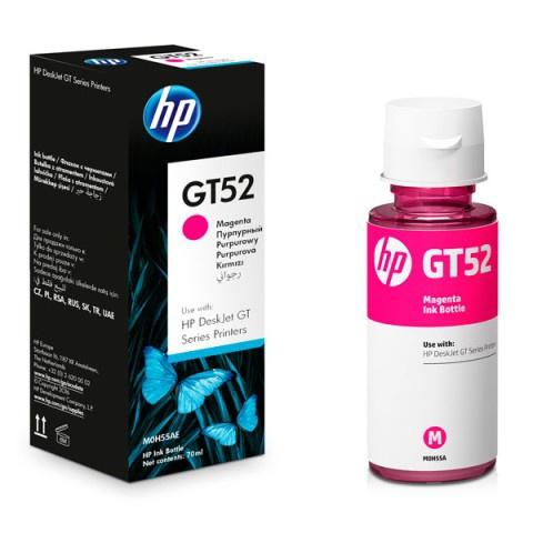 Чернила HP GT52 5810/5820 Magenta 8000 стр. (M0H55AE)