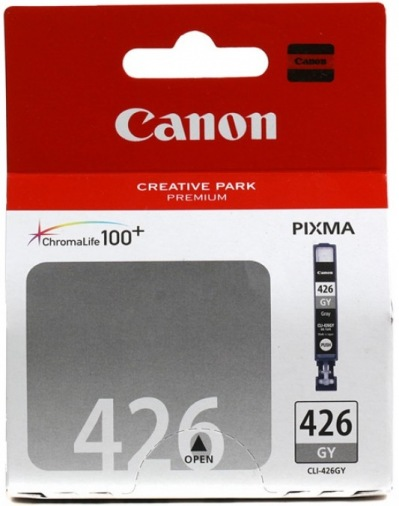 Струменевий картридж Canon CLI-426GY