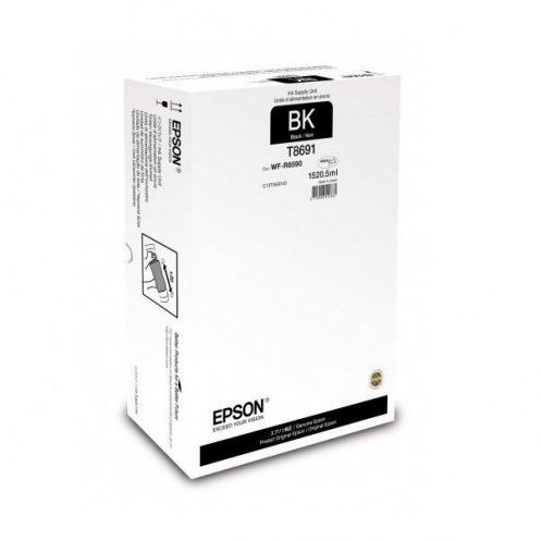 Картридж Epson WF-R8590 black XXL (C13T869140)