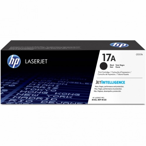 Тонер картридж HP CF217A Black (1600 стр.) (CF217A)
