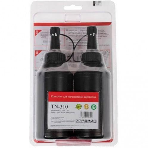 Заправочный комплект для картриджа Pantum PC-310 (6000стр,2тонера + 1чип)(TN-310)