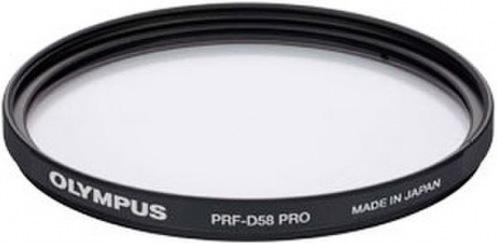 Фильтр OLYMPUS PRF-D58 PRO MFT Protection Filter