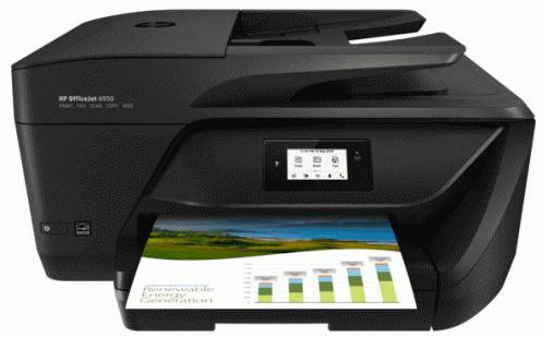 МФУ HP OfficeJet 6950 (P4C78A)