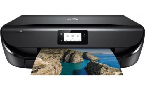МФУ A4 HP DJ Ink Advantage 5075 c Wi-Fi (M2U86C)