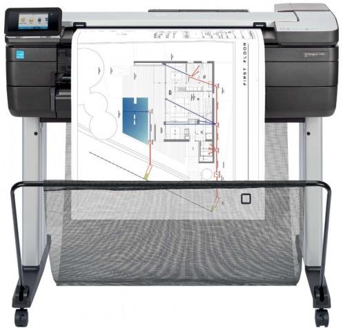 "МФУ HP DesignJet T830 24"" (F9A28A)"