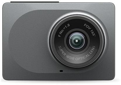 Видеорегистратор Xiaomi YI Smart Car International Edition Gray