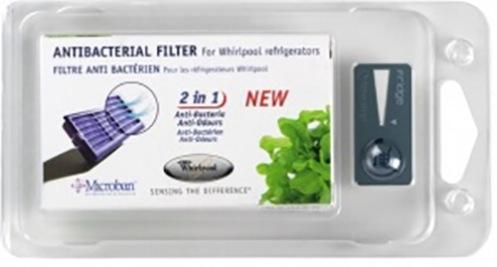 Фильтр антибактеріальний для холодильника WHIRLPOOL 481248048172