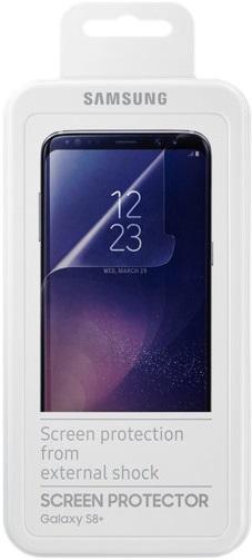 Защитная пленка Samsung Galaxy S8+ G955 Transparent (ET-FG955CTEGRU)