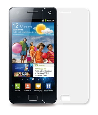 Защитная пленка Samsung Galaxy Ace Plus Clear Glass