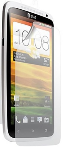 Пленка защитная для HTC One X Clear Glass (SPONEX)