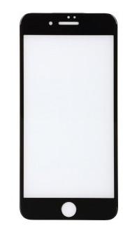 Защитная плёнка-стекло BeCover iPhone 7+ 3D Black