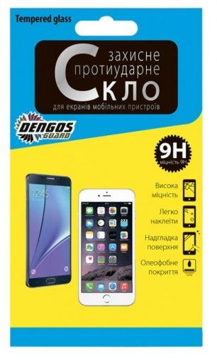 Защитная пленка-стекло Dengos TG Motorola G4 Play