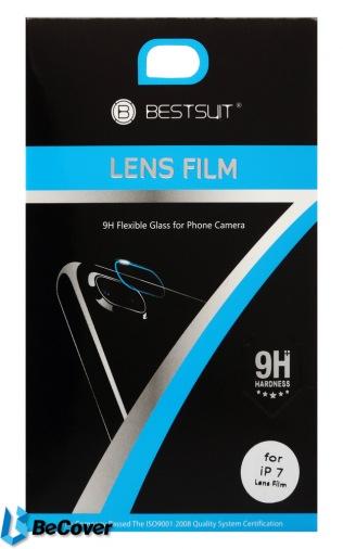Защитная пленка-стекло для камери BeCover iPhone 7 Plus