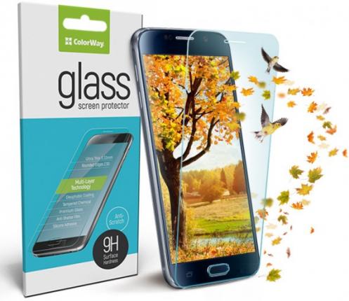 Защитная пленка-стекло ColorWay Samsung J3 (2017)