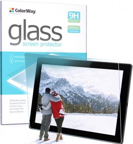 Защитная пленка-стекло ColorWay Apple iPad 9.7 A1822/A1823