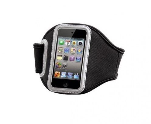 """Чехол """"Marathon"""" для iPod touch 4G, черный"""