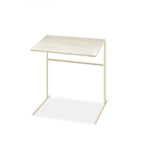 Столик для ноутбука Commus Комфорт дуб пепельный/беж