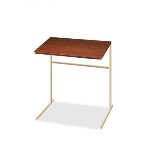 Столик для ноутбука Commus Комфорт кедр матовый/беж