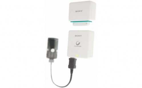 Внешний аккумулятор Sony USB Charger Li-ion version 1120mAh (CP-AL)