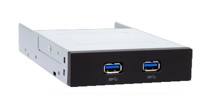 """Адаптер Chieftec USB 3.0 под отсек 3.5"""""""