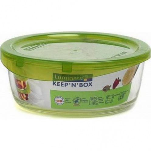 Форма для хранения LUMINARC KEEP'N BOX / круг. / 920мл L8776