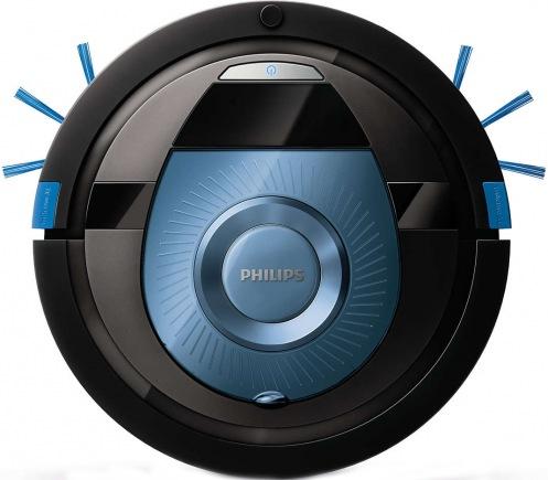 Пылесос-робот PHILIPS SmartPro Compact FC8774/01