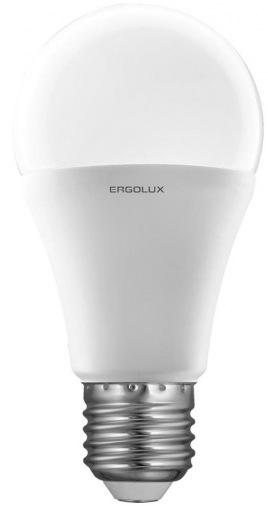 Лампа ERGOLUX LED-A60 9W-E27-3K 12411