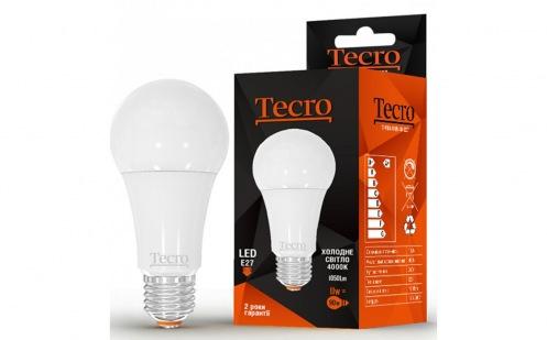 Лампа Tecro T-A60-11W-4K-E27