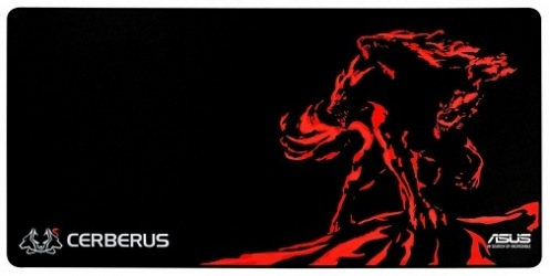 Коврик Asus Cerberus MAT XXL Red (90YH01C1-BDUA00)