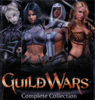 CD Guild Wars The Complete Collection