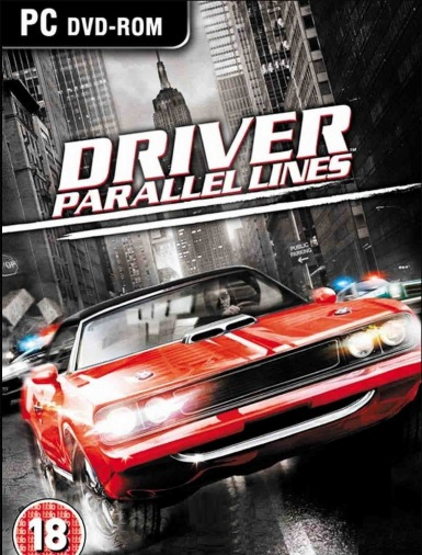 CD PC Driver: Parallel Lines DVD (Jewel)