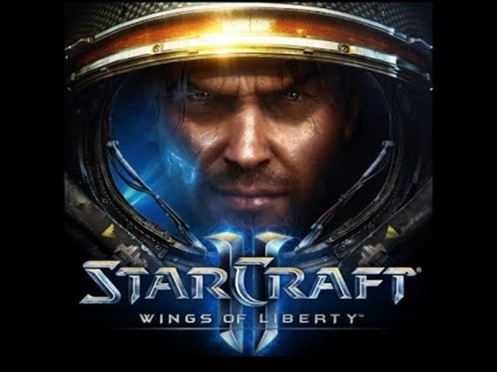 PC Игра StarCraft II:Wings of Liberty 4м