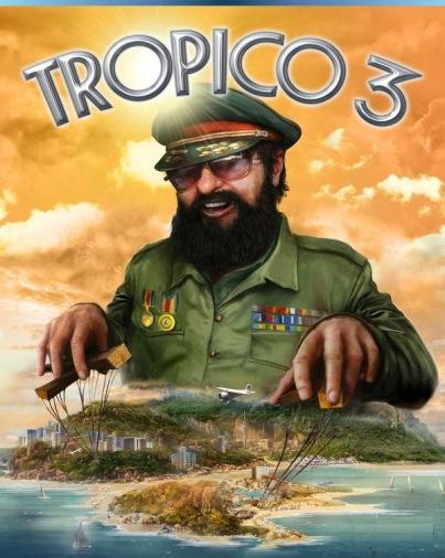 Гра РС Тропіко 3 DVD