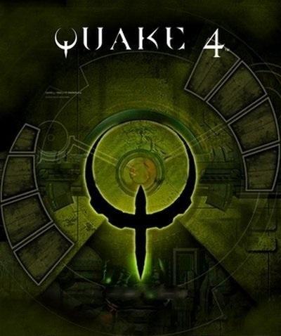 """PC """"Quake 4"""" DVD"""