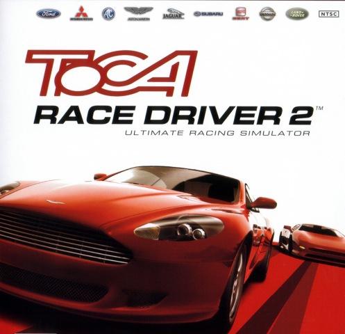 "PC TOCA Race Driver 2"" DVD"