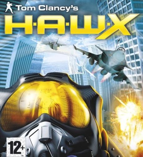 CD PC Tom Clancy's H.A.W.X. (Jew)