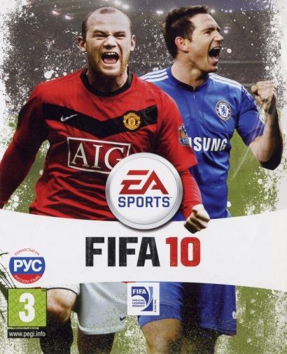 FIFA 10 (Classic) dvd ru