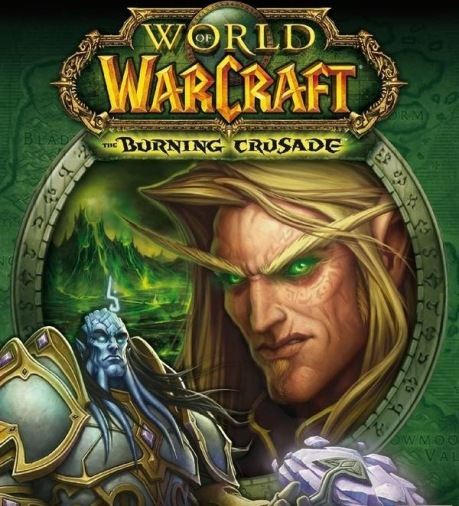 PC World of Warcraft. Burning Crusade (рус.в.)